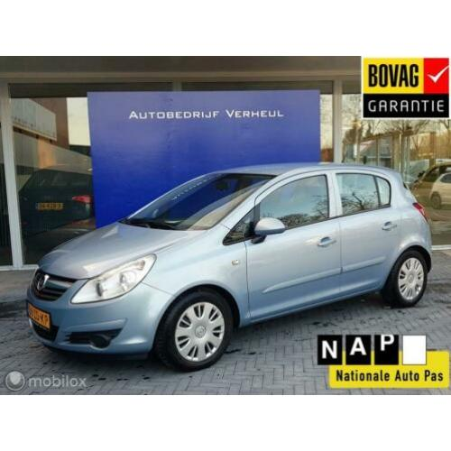 Opel Corsa 1.2-16V Business 5 Drs Airco Cruise