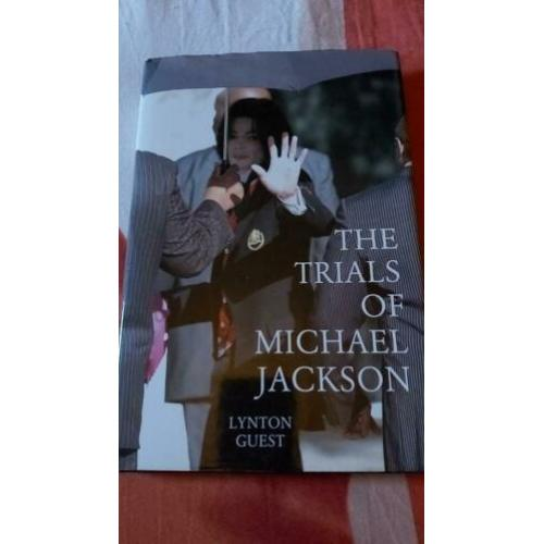 The Trials of Michael Jackson - engelstalig