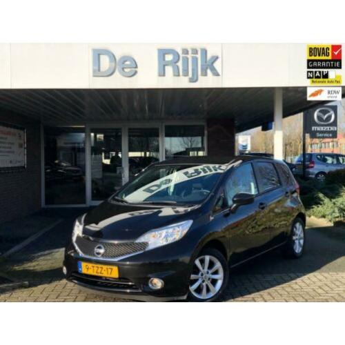 Nissan Note 1.2 DIG-S Connect Edition AUT| NAVI, CLIMA, CRUI