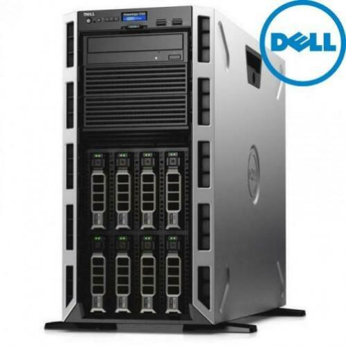 Nu direct uit voorrad Dell T430, Stille Tower Server