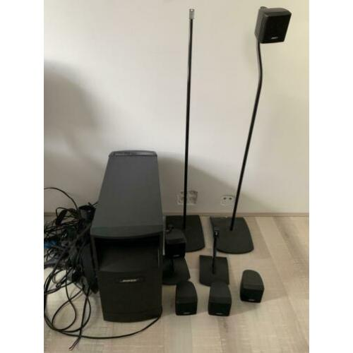 Bose Accoustimass 6 serie III home entertainment system
