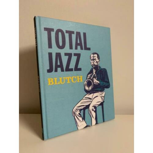 Comics Graphic Novels Total Jazz HC hardcover