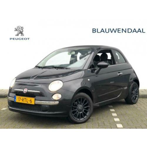 Fiat 500C 1.2 Lounge | Cabrio | Automaat | Airco | Trekhaak