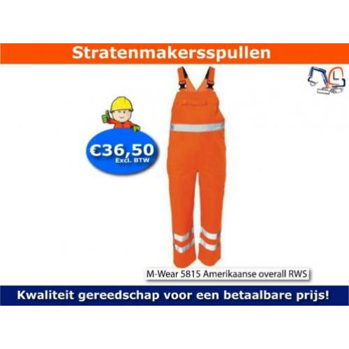 M-Wear 5815 Amerikaanse overall RWS