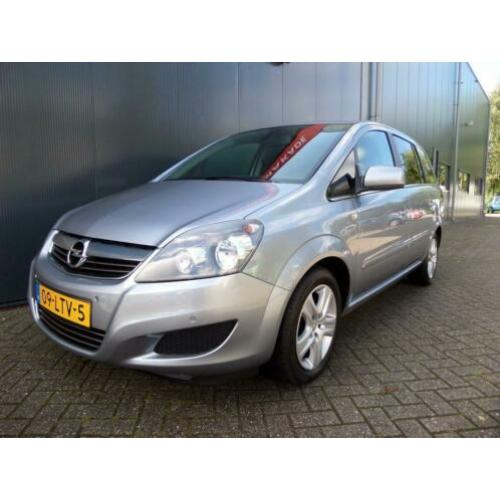Opel Zafira 1.6 111 years Edition 7 Persoons, Navigatie
