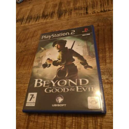 Beyond good and evil Playstation 2 Ps2