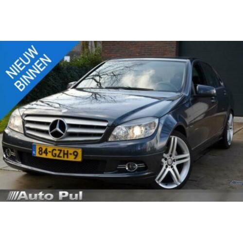 Mercedes-Benz C-klasse 180 K BlueEFFICIENCY Navi/Ecc/Cr-Cont