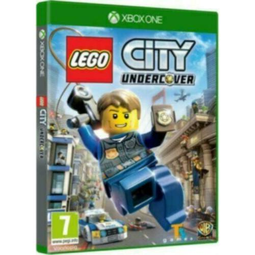 XBox One Lego City Undercover ~ Game