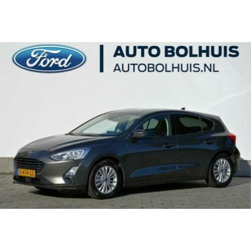 Ford Focus Titanium Business EcoBoost 125pk (bj 2019)