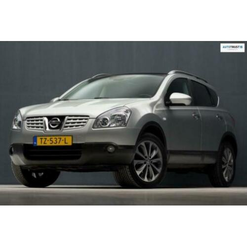 Nissan Qashqai 1.6 Connect Edition (PANORAMADAK, NAVIGATIE,