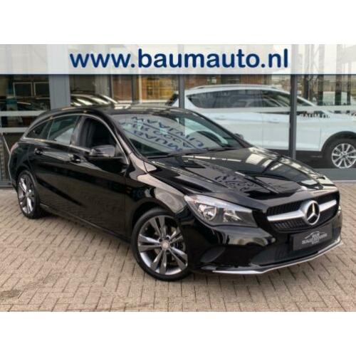 Mercedes-benz CLA-KLASSE 200 URBAN 160PK SHOOTING BRAKE NAVI