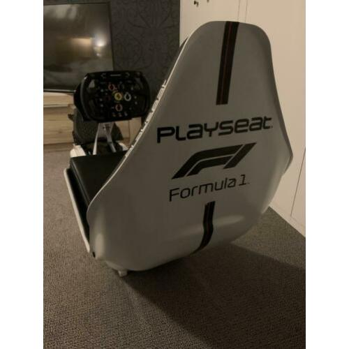 Complete Playseat (Wit) in nieuwstaat