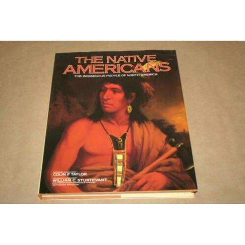 The Native Americans - The indigenous people of North-Americ