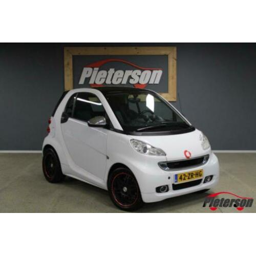 Smart fortwo coupé MHD passion BRABUS NIEUWE APK