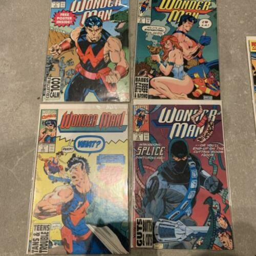 Wonder Man #1-27 + 2 annuals | marvel comics