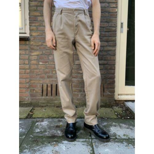 Polo Ralph Lauren Broek Pantalon Pants Beige Heren Jacket