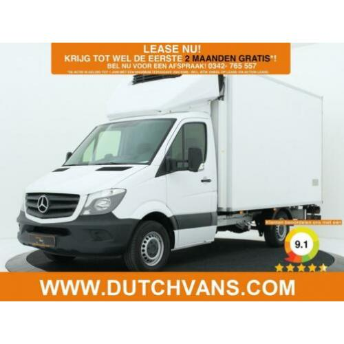 Mercedes-Benz Sprinter 316CDI Koel/Vries auto -20/+20 Multit