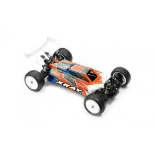 Xray Xb4 2020 - 4Wd 1/10 Electric Off-Road Car bouwdoos